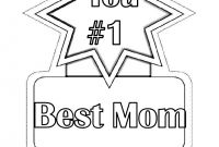 Mothers Day Coloring Pages for Preschool - Remarkable Mothers Day Coloring Pages for Preschool 2012 News Gallery