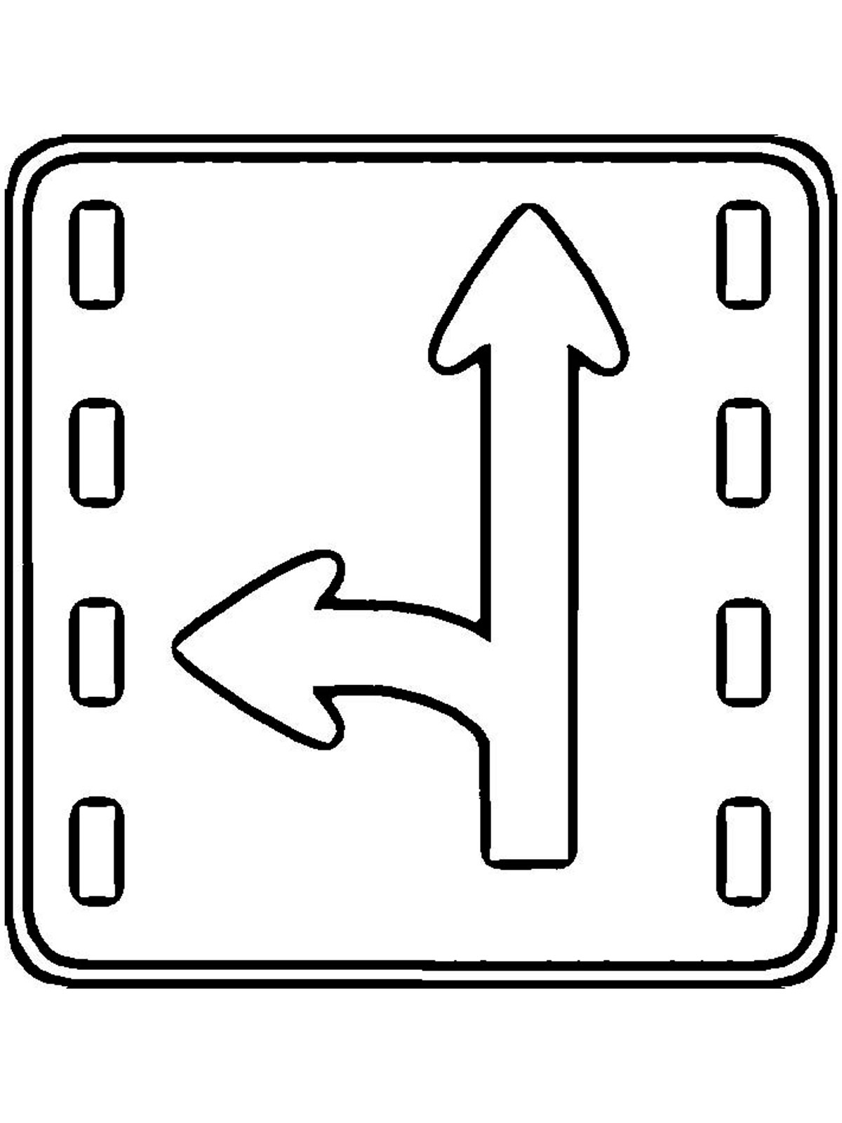 Road Signs Coloring Pages Traffic Sign Coloring Pages Gallery Of Road Sign Drawing at Getdrawings Collection