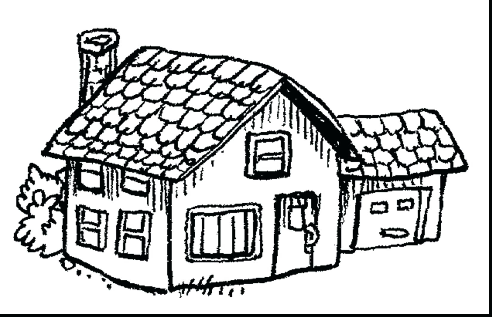 School House Coloring Pages Printable 5h - To print for your project