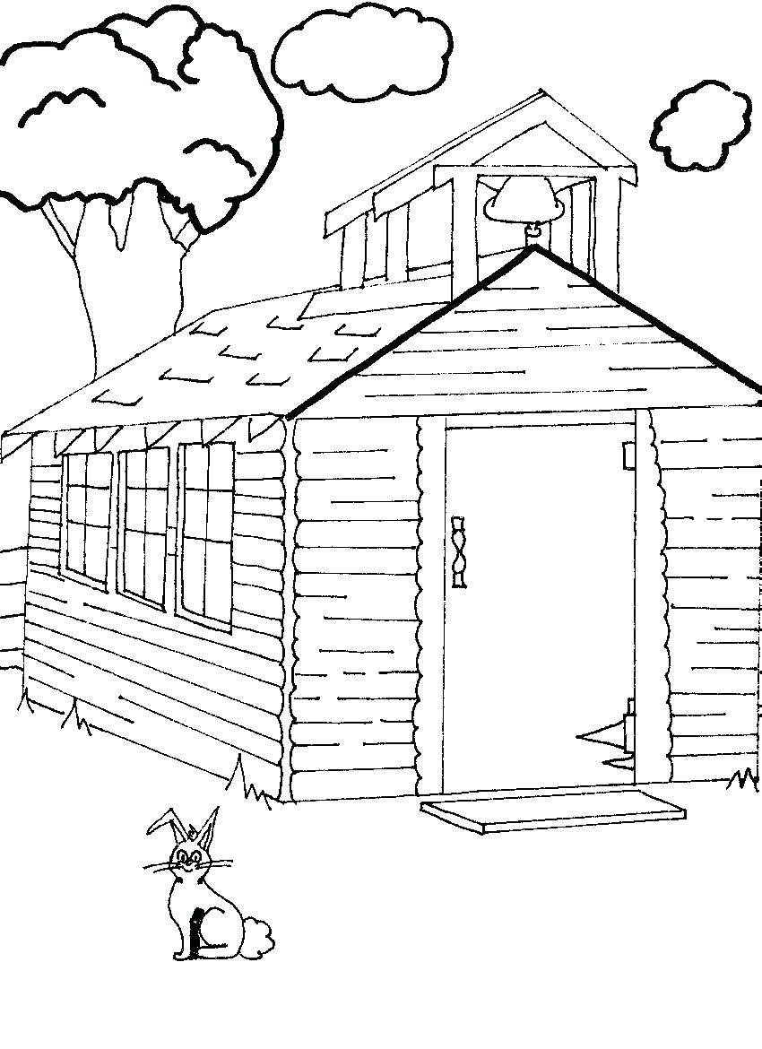 School House Coloring Pages Book Moon Farm A 84 Interesting to Print Of School House Coloring Pages to Print