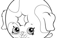 Shopkins Printable Coloring Pages - Shopkins Coloring Pages 45 Download