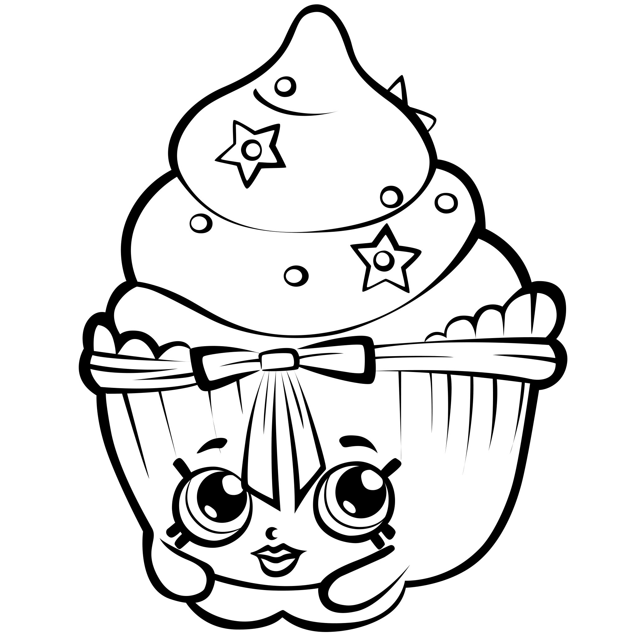 Shopkins Coloring Pages Best For Kids Printable Of Print Soda Pops Season 1