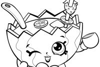 Shopkins Printable Coloring Pages - Shopkins Coloring Pages Season 7 Colouring for Good Mallory Collection