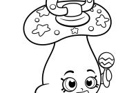Shopkins Printable Coloring Pages - Shopkins Season 6 Colouring Pages Download