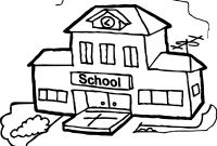 School House Coloring Pages - Simple School House Coloring Pages Real Pictures Of Rudolph the Red Collection