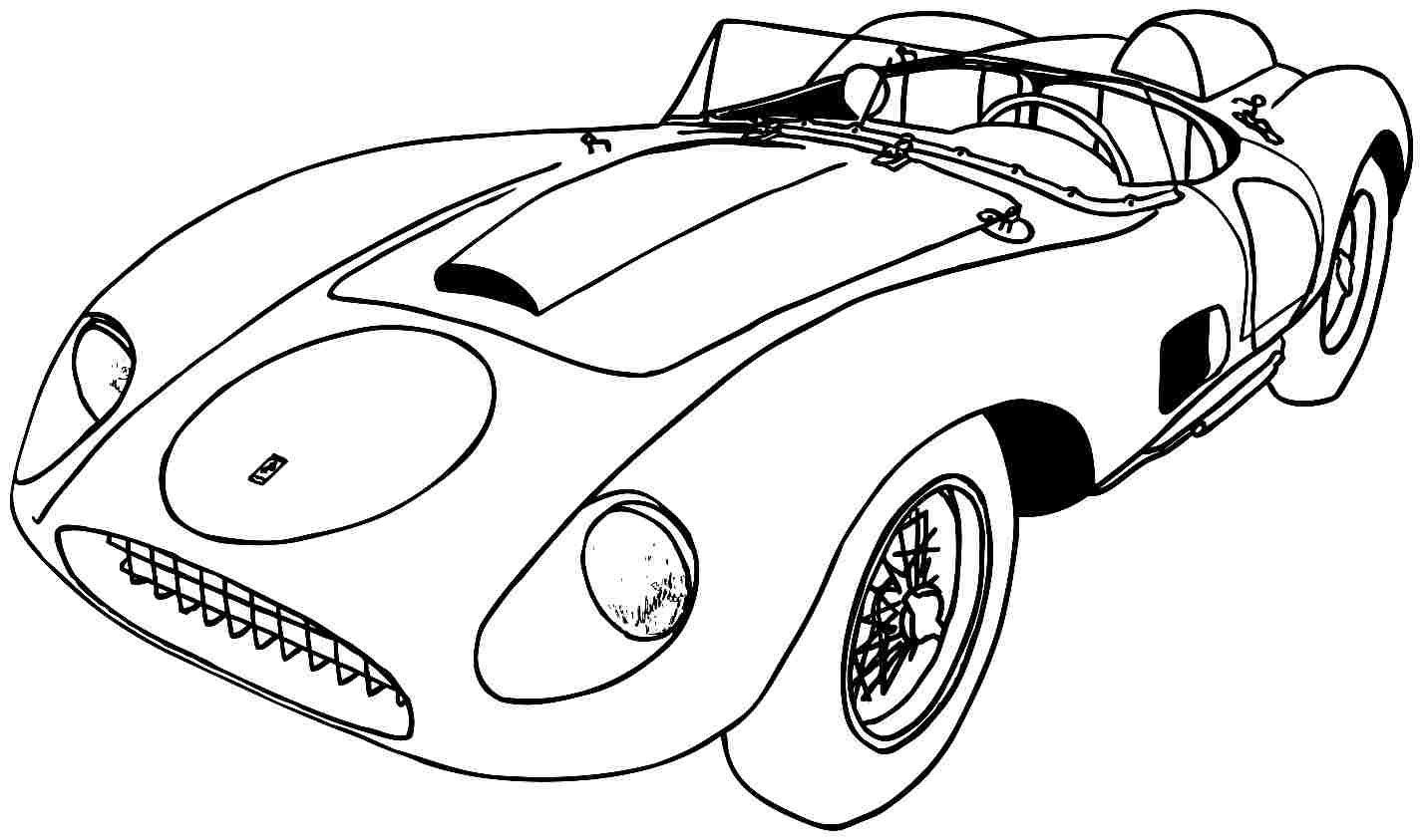 Sport Cars Drawing at Getdrawings Download Of Cars Lighting Mcqueen Free Coloring Page • Cars Movies Coloring Pages Gallery
