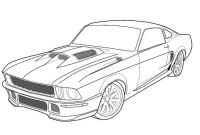 Coloring Pages Sports Cars - Sports Car Tuning 164 Transportation – Printable Coloring Pages Download