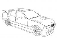 Coloring Pages Sports Cars - Sports Car Tuning 34 Transportation – Printable Coloring Pages Collection