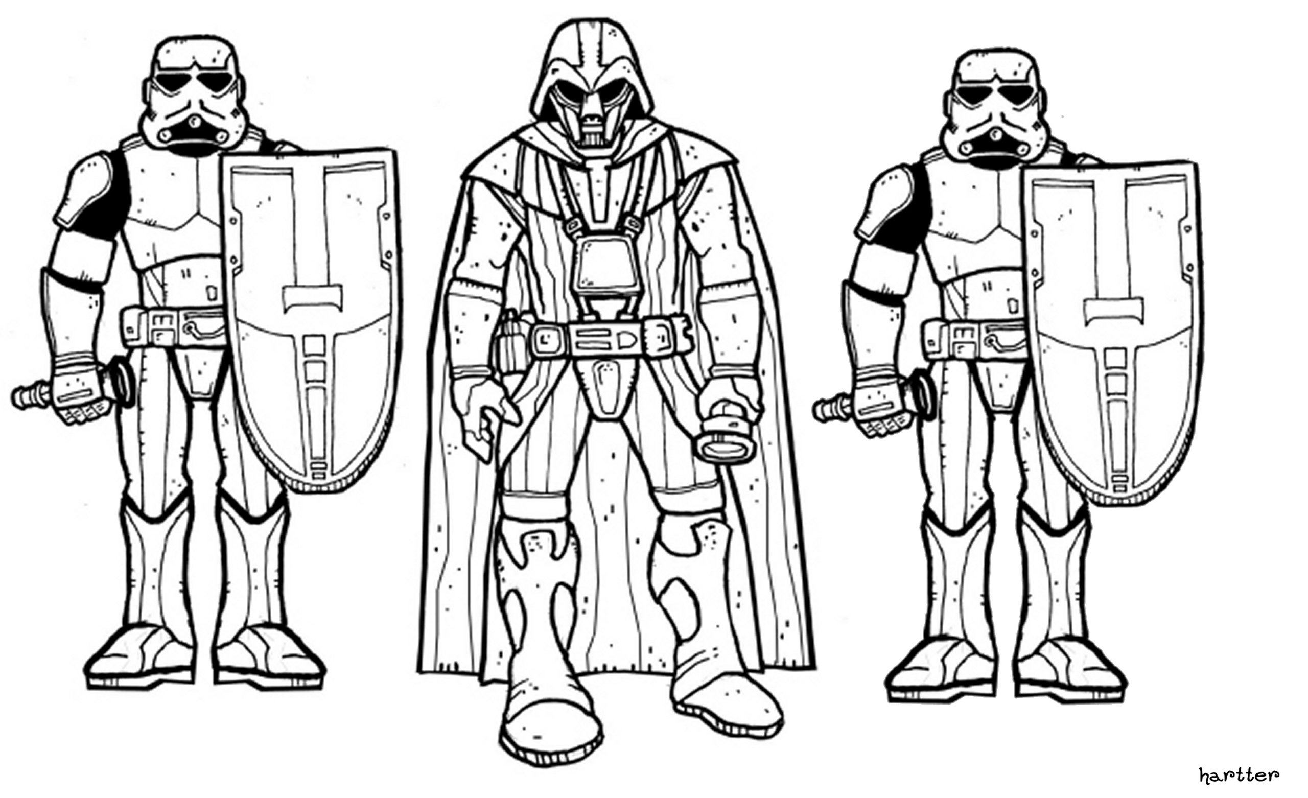 Star Wars Characters Coloring Pages Gallery Of Unique Star Wars Cartoon Characters Coloring Pages Collection to Print