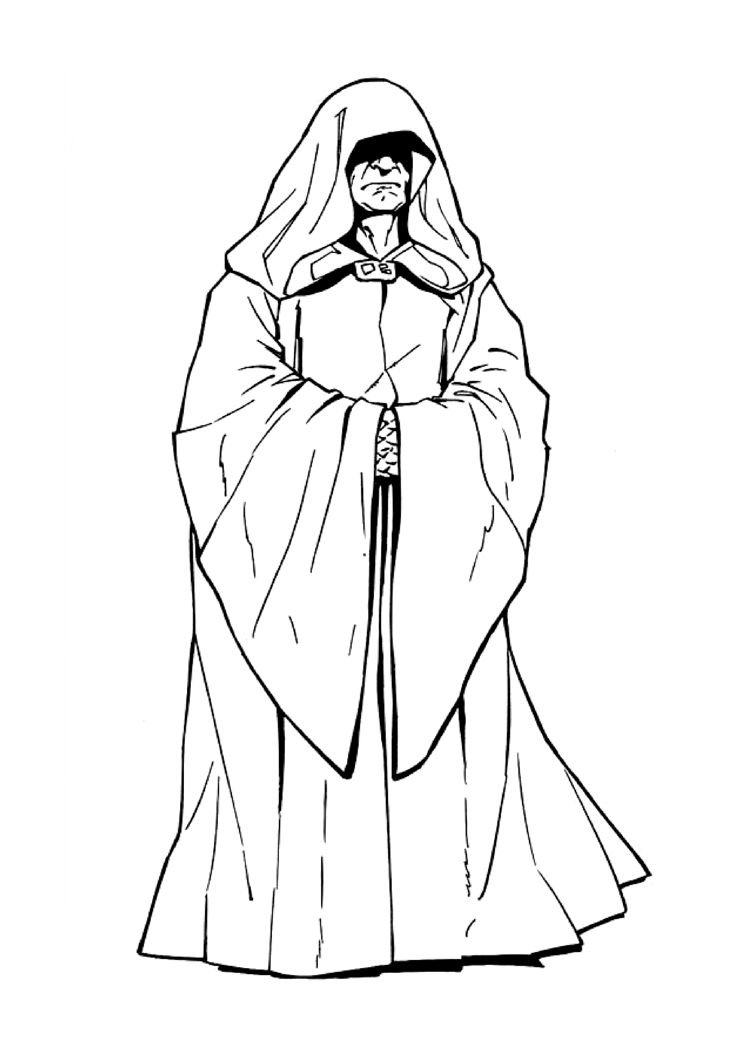 Star Wars Coloring Pages Darth Sidious New Star Wars to Print Of Unique Star Wars Cartoon Characters Coloring Pages Collection to Print
