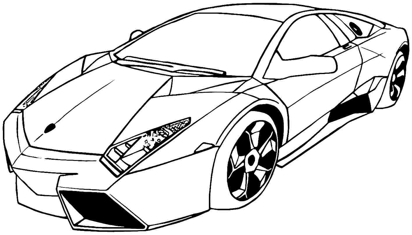 Stylish Design Car Coloring Pages Car Color Pages Bookmontenegrome  Collection Of Coloring Pages Cars To Print