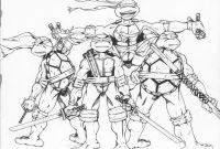 Ninja Turtles Movie Coloring Pages - Teenage Mutant Ninja Turtles by Silentstereol337 On Deviantart Collection