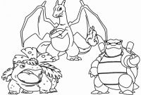 Pokemon Coloring Pages Charizard - Three Pokemon Coloring Pages Charizard 543 Exceptional Page Collection