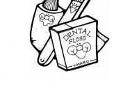 Teeth Coloring Pages - tooth Coloring Page Site Image Dental Coloring Pages at Coloring Collection