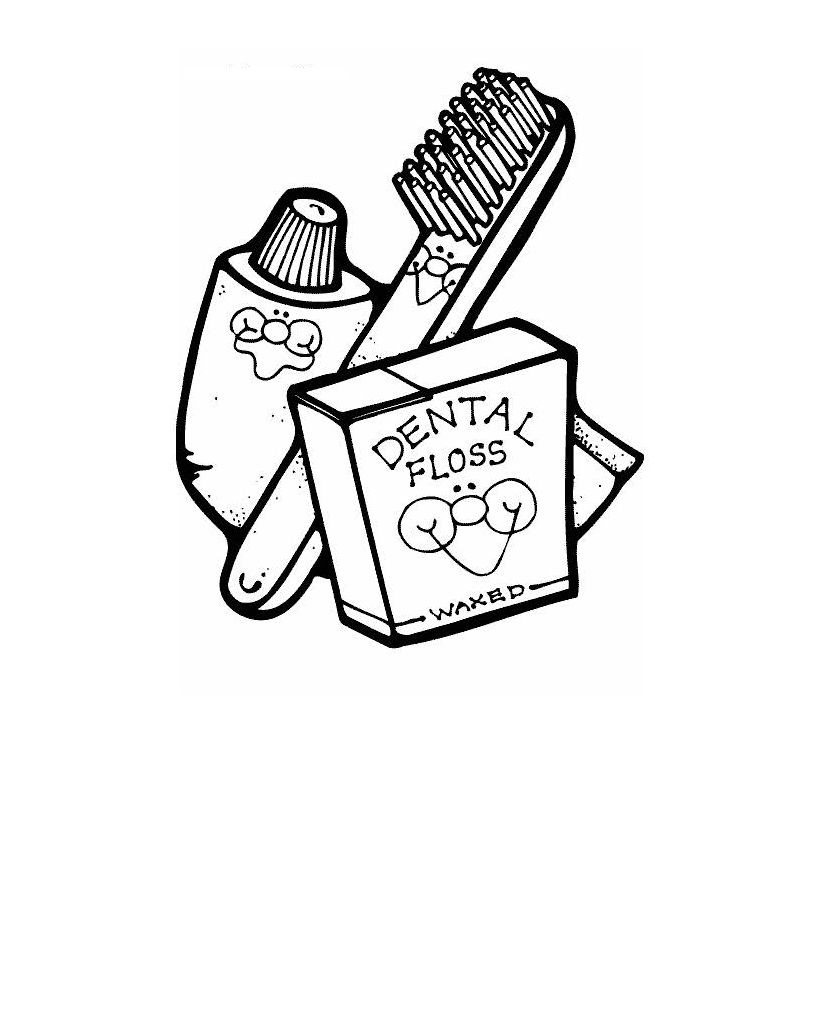 Tooth Coloring Page Site Image Dental Pages At Collection