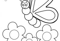 Pre Kinder Coloring Pages - top 50 Free Printable butterfly Coloring Pages Line Download
