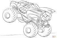 Blaze Coloring Pages to Print - Truck Coloring Pages Big Monster Coloringstar to Color Free Collection