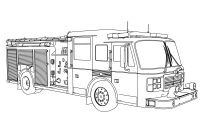 Truck Coloring Pages - Truck Coloring Pages Gallery