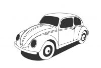 Volkswagen Beetle Coloring Pages - Vw Beetle Colouring Pages Vw Bug Coloring Page Bell Rehwoldt Printable