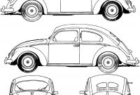 Volkswagen Beetle Coloring Pages - Vw Beetle Drawing at Getdrawings Download