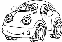 Volkswagen Beetle Coloring Pages - Vw Bus Front View Coloring Pages Beetle Grig3 Collection