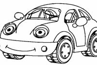 Volkswagen Beetle Coloring Pages - Vw Bus Front View Coloring Pages Beetle Grig3 Printable