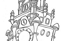 Walt Disney World Coloring Pages - Walt Disney World Coloring Pages Download