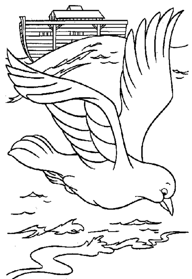 Noah\'s Ark Coloring Pages Printable Gallery 4h - Save it to your computer