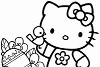 Hello Kitty Free Printable Coloring Pages - 19 New S Hello Kitty Printable Coloring Pages Free to Print