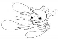 Yo Kai Watch Coloring Pages - 25 Yo Kai Coloring Pages Printable