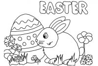 Coloring Pages Of A Rabbit - 28 Rabbit Coloring Pages for Preschoolers Kids Page Rabbit Download