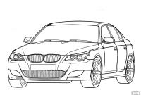 Bmw Car Coloring Pages - 30 Car Coloring Pages to Print
