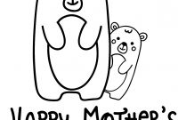 Mothers Day Coloring Pages Kids - 30 Free Printable Mother S Day Coloring Pages Printable