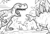 Dinosaurs Coloring Pages - 35 Free Printable Dinosaur Coloring Pages to Print