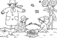 Autumn Coloring Pages Printable - 40 Fall Coloring Pages for Adults Sheets Printable Autumn Free Download