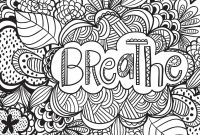 Abstract Coloring Pages Online - Abstract Coloring Pages with Words Gallery