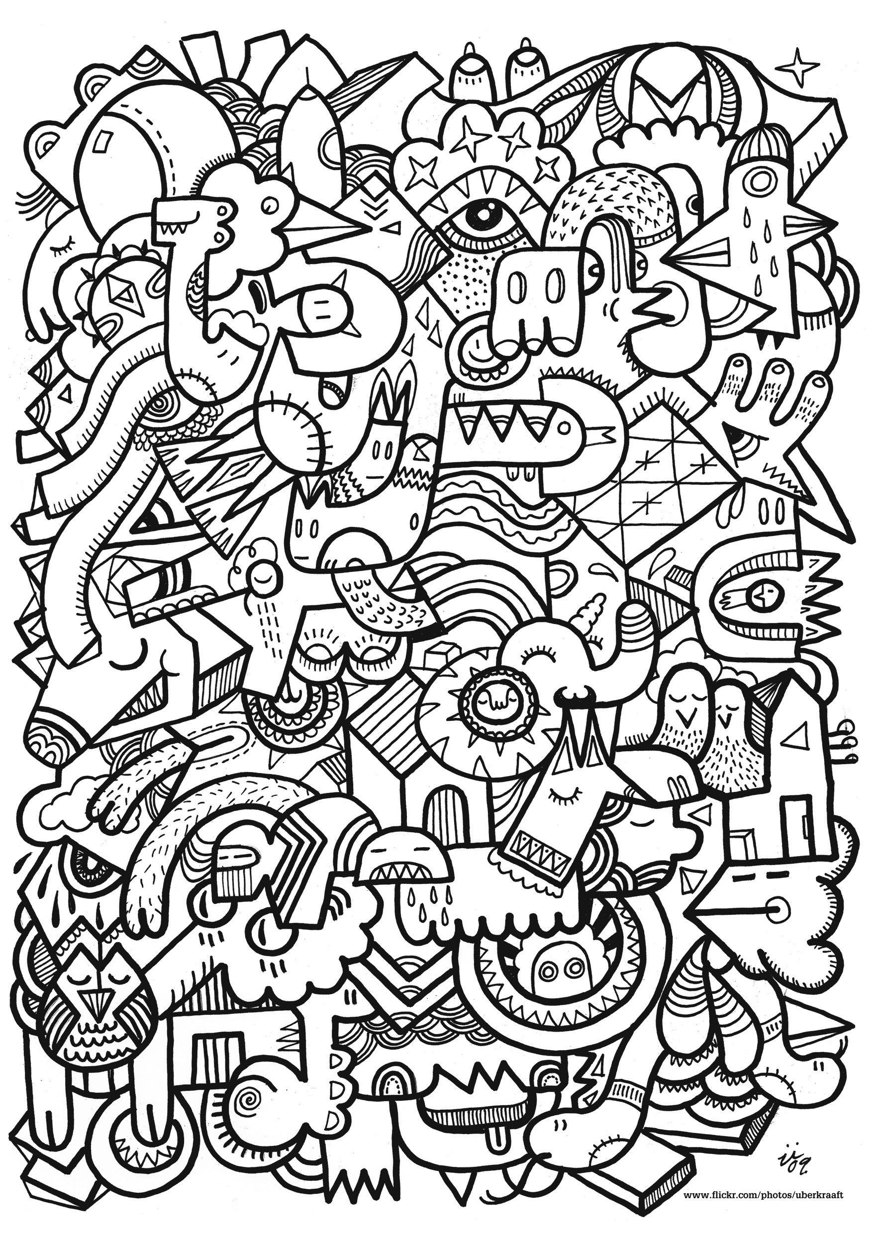 Abstract Design Coloring Pages Patterns Difficult Colouring Pages Printable Of Stress Relief Coloring Pages Animals Funny Coloring Pages Printable