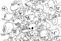 Amazing World Of Gumball Coloring Pages to Print - All Characters From Amazing World Of Gumball Coloring Pages to Print