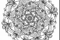 Mandala Coloring Pages to Print - Amazing Unbelievable Printable Mandala Coloring Pages Adults with Gallery