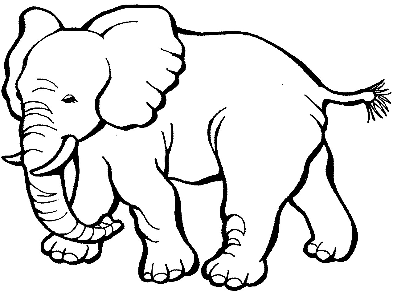 Animals Coloring Pages to Print Printable 4f - To print for your project