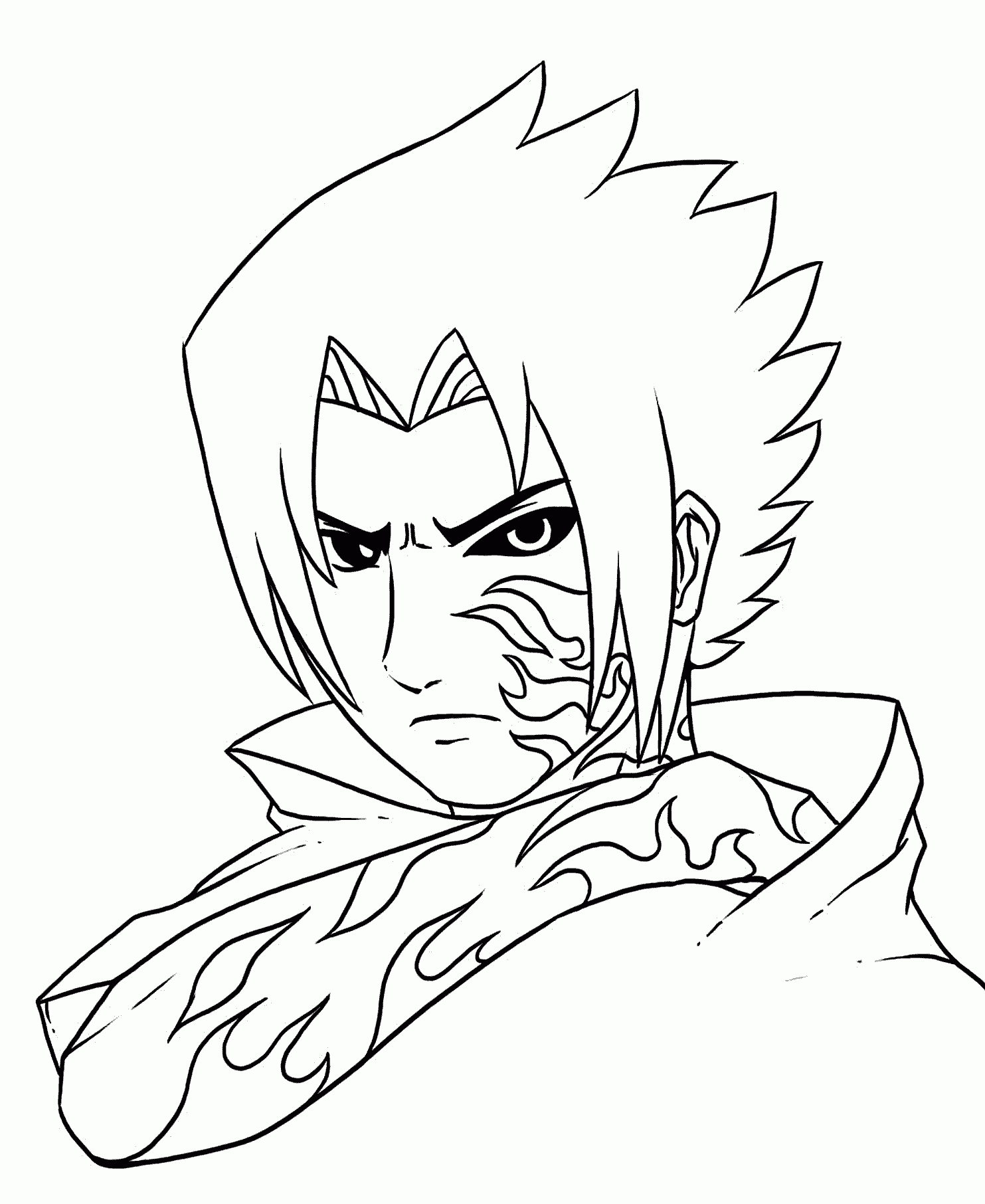 Anime Drawing Books Free Naruto Face Anime Coloring Pages for Kids Printable Of Free Coloring Pages Printable New Kilari and Seiji Anime Coloring Printable