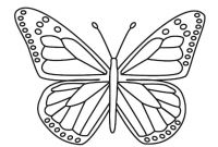 Monarch butterfly Coloring Pages - Appealing Coloring butterfly for Kids U Pilular Center Image Monarch Printable