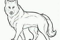Wolf Coloring Pages Printable - Arctic Wolf Coloring Pages Printable Pleasing Printable