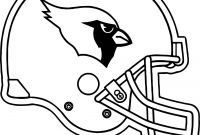 Arizona Cardinals Coloring Pages - Arizona Cardinals Helmet Coloring Page solid Surface Vanity to Print