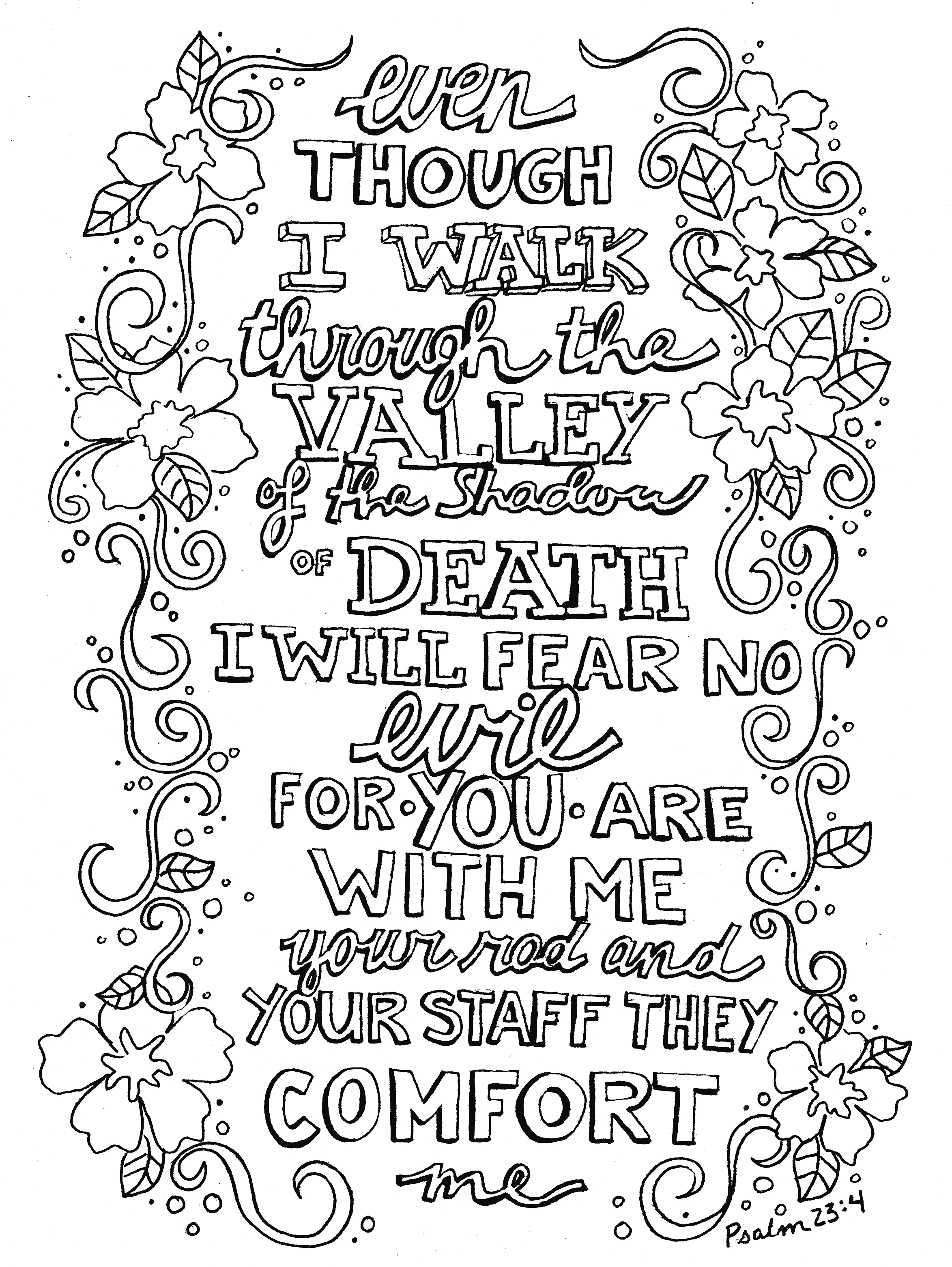 Attractive Love Poem Coloring Pages for Adults 4642 Unknown Download Of Free Printable Adult Coloring Pages Hymns & Scripture Our Printable
