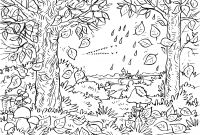 Autumn Coloring Pages Printable - Autumn Coloring Pages Free Printable Pilular Kids Colouring for Collection