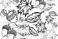 Autumn Coloring Pages Printable - Autumn Coloring Pages to Print