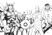 Printable Avengers Coloring Pages - Avengers Color Pages Learnfree to Print