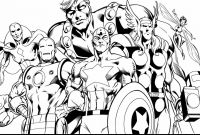 Printable Avengers Coloring Pages - Avengers Coloring Pages to Print Color New Free Printable Arilitv Collection