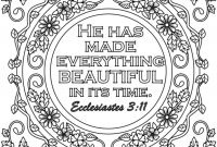 Free Scripture Coloring Pages - Awesome 15 Printable Bible Verse Coloring Pages Free Coloring Book to Print